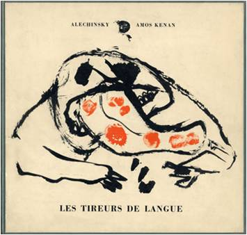 Tireurs de langue Alechinsky