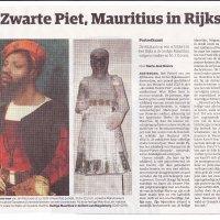 St Mauritius en het portret van Mostaert