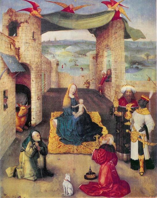 Bosch Aanbidding Metropolitan NY