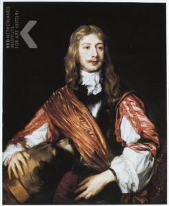 Anthony van Dijck, Portret van Sir William Killigrew, Master of Cerenmonies onder Karel I