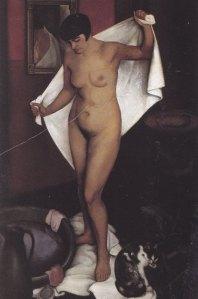 Naakt bij bad, Harmen Meurs