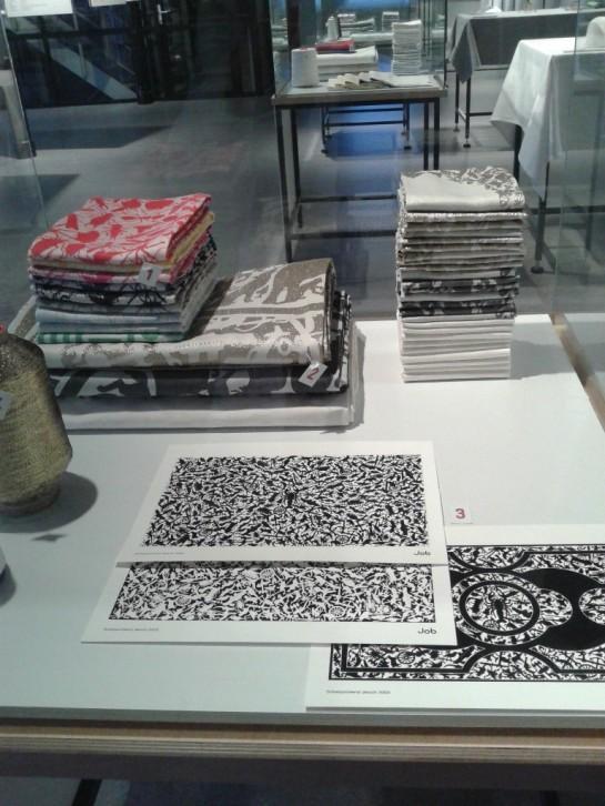 Textiel Museum Studio Job