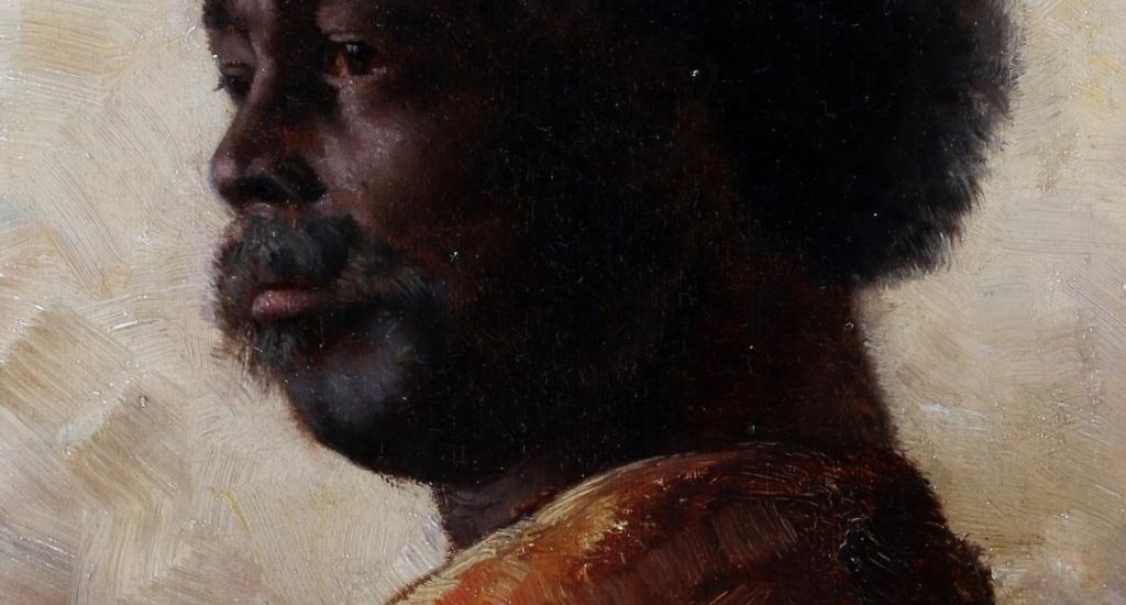 detail schilderij