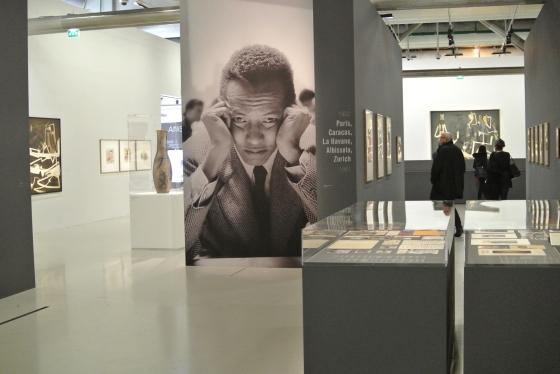 Wilfredo Lam Centre Pompidou Parijs 2015
