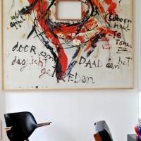 Karel Appels 'Ik schilder als een barbaar in deze barbaarse tijd' uitleg
