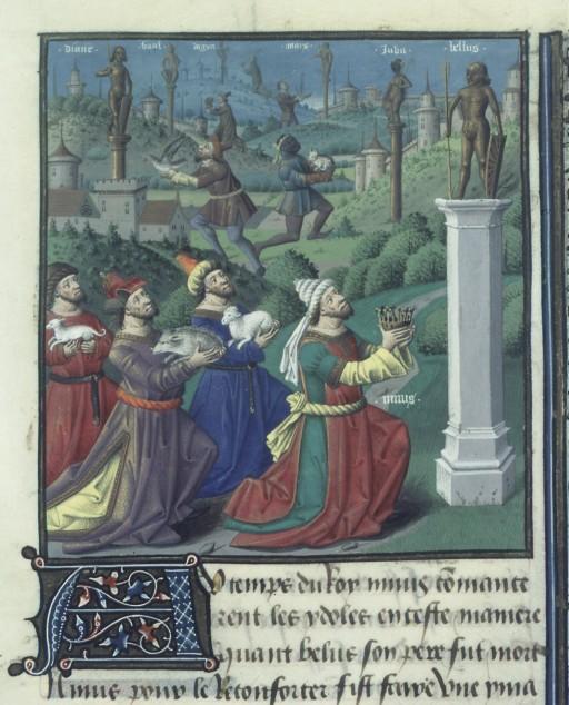 Frans 50 fol 43 Ninos aanbidt het beeld van zijn vader (2016_01_02 15_04_38 UTC)