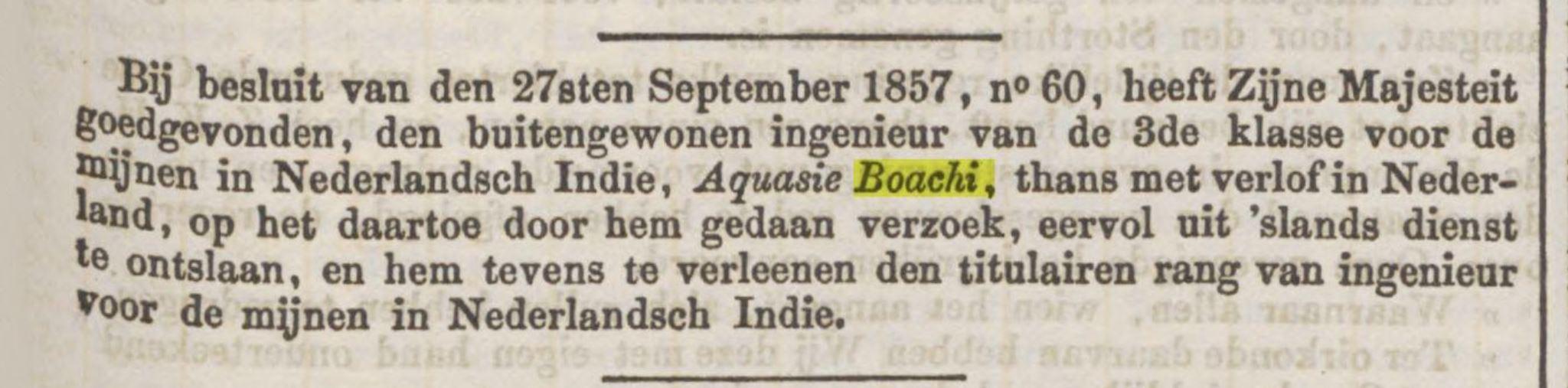 1857 Nederlandse staatscourant