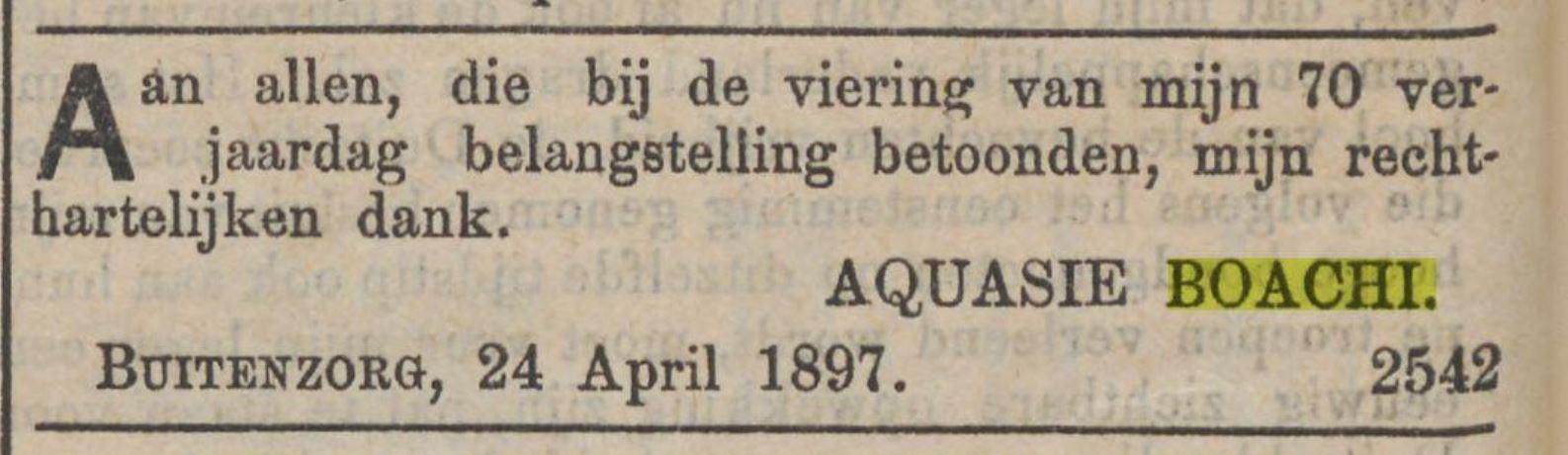 Java-bode: nieuws, handels-en advertentieblad voor Nederlansch-Indie 26-4-1897