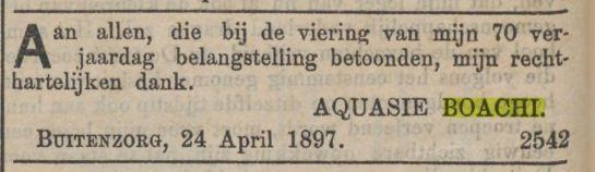 Aquasi dan voor verjaardag 26 4 1897