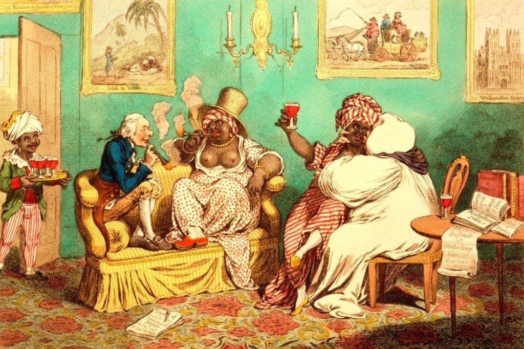 Gillray Wilberforce