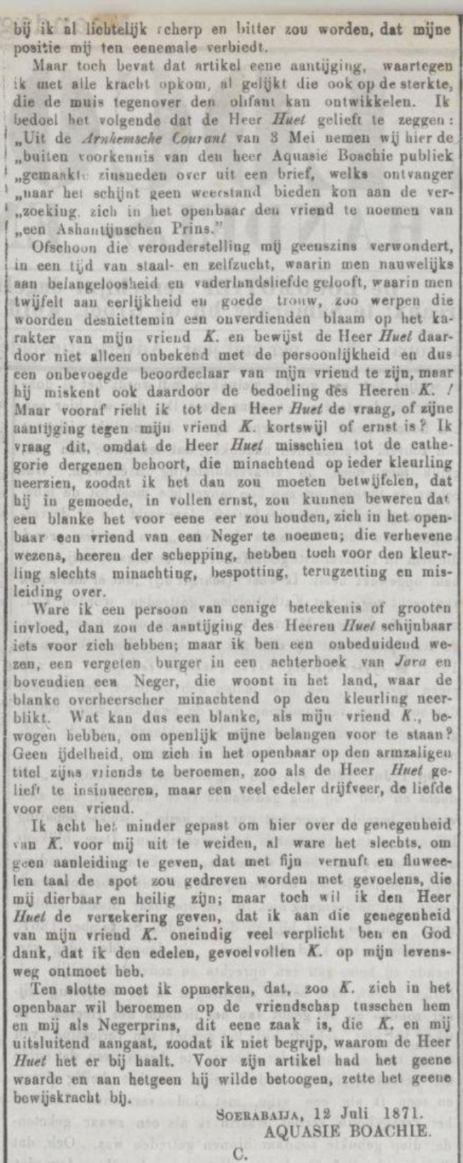 reactie Boachi deel 2 1871