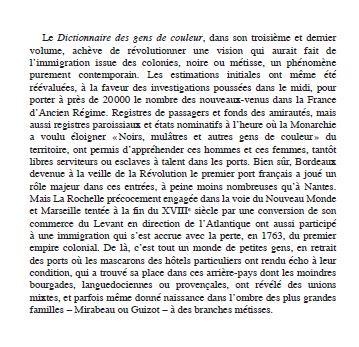 Inhoud Dictionnaires Midi