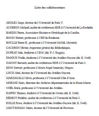 Medewerkers Dictionnaires Midi