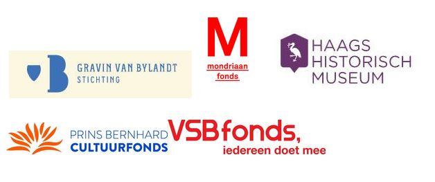 alle logo's van ondersteunende fondsen
