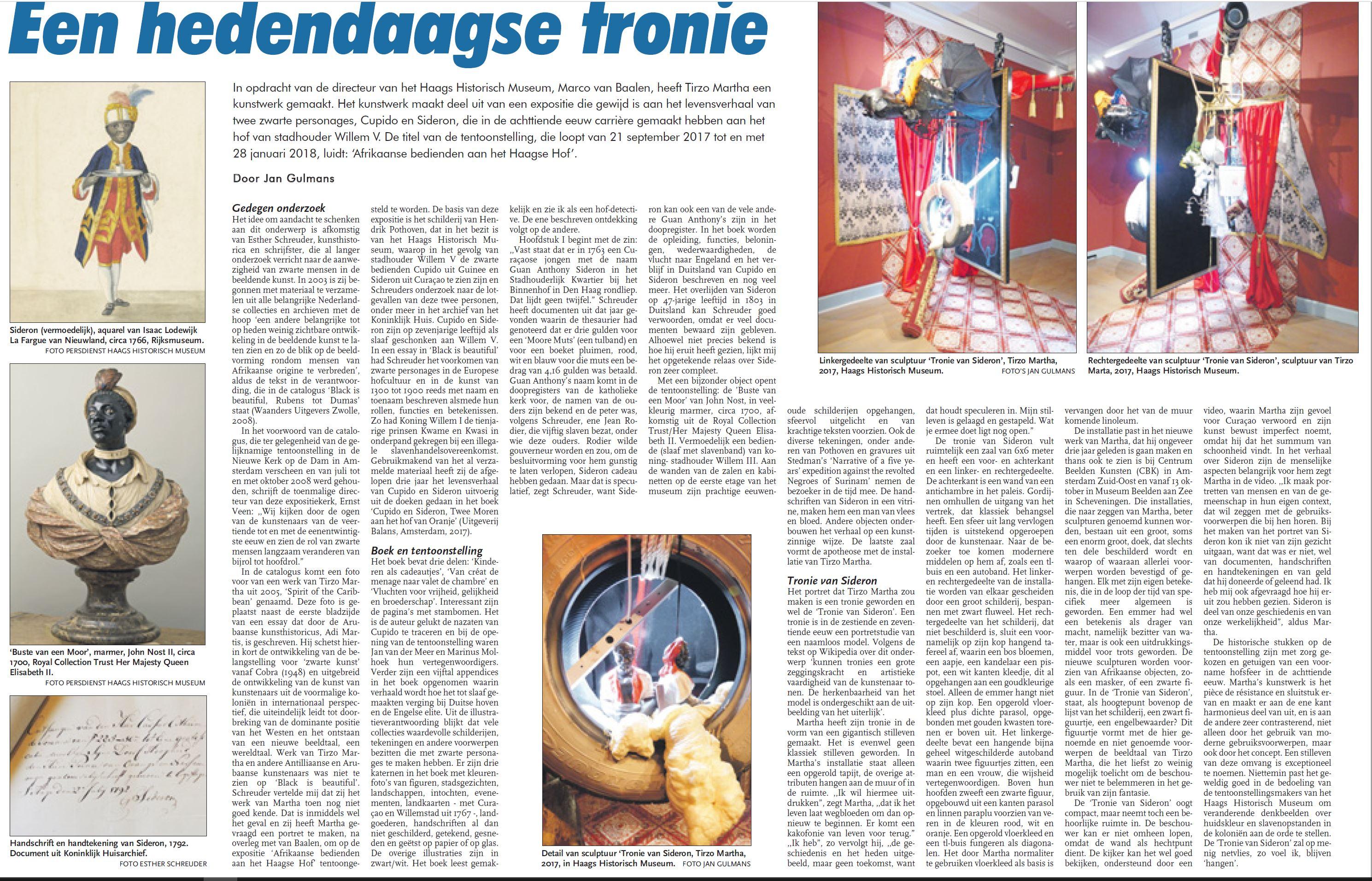 Antilliaans Dagblad p 18 en 19 30 sept 2017