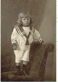 Johannes Cornelis van der Meer jong