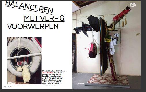 Museumtijdschrift Tirzo Martha