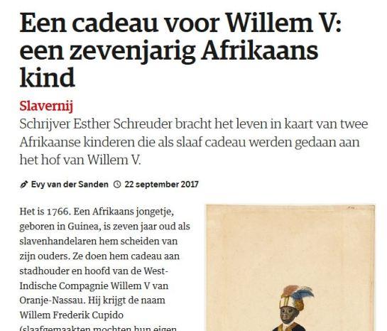 NRC Handelsblad 22-9-2017 online