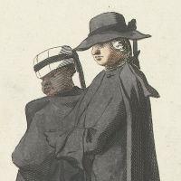 De 'Moor' Jean Rabo bij Van Oranje