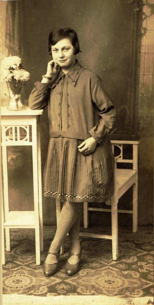 Johanna Christina Jonkers 1929