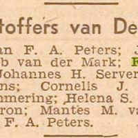 Willem Frederik Cupido ⇒Wilhelmina Cupido ⇒ 3 Josephine Hehl  ⇒ Hemmes  ⇒ Van der Elst - Abbenhuis