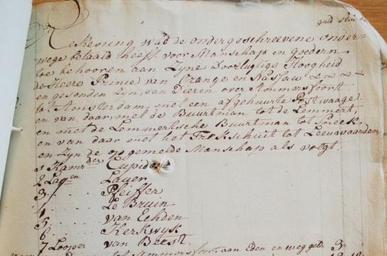 DSC_2415 Cupido reis Dieren naar Leeuwarden 1791