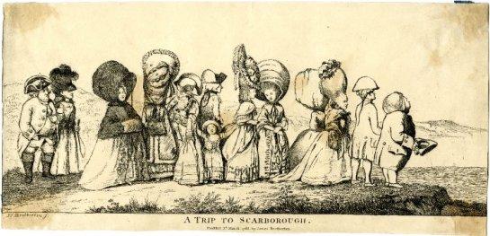 A trip to Scarborough British Museu