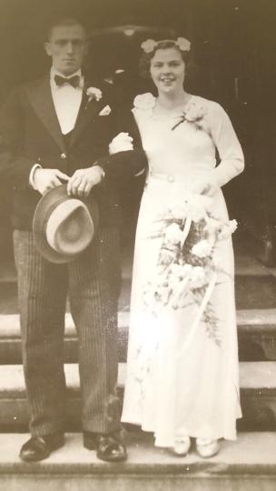 A.J.v Hattem en Gerdina Ruis