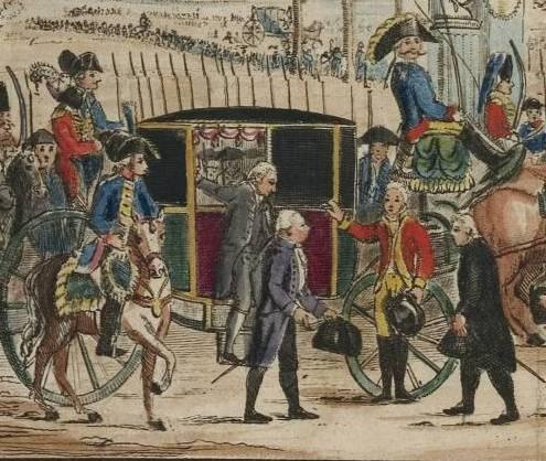 detail 1801 Dillenburg Cupido Willem V