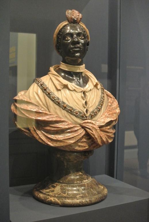 John Nost II Bust of an African
