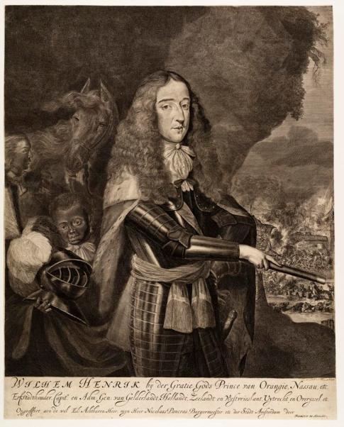Stadhouder Koning Willem III