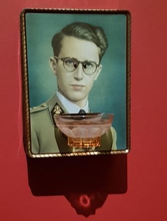 Johan Muyle B. au bord des Lèvres 1992