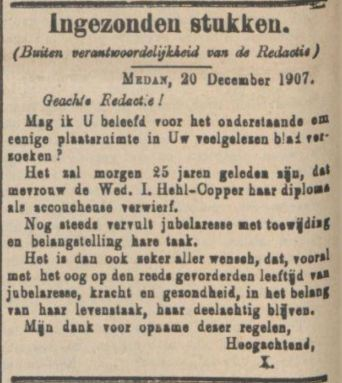 Ida Hehl Copper