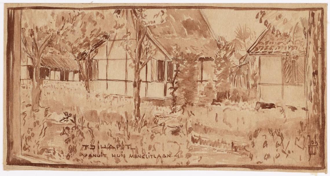 Tjihapit, Johan Warmer, coll. Museon
