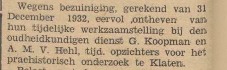 AMV Hehl Klaten 1932