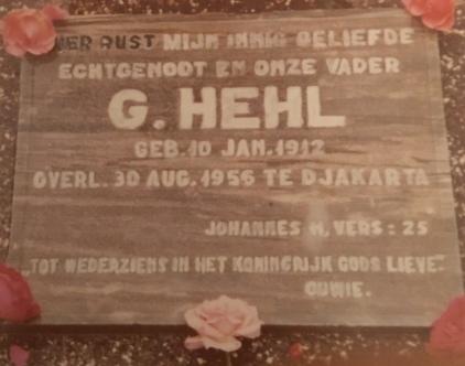 George Hehl graf