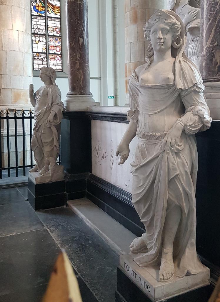 Bartholomeus Eggers, Grote Kerk Den Haag