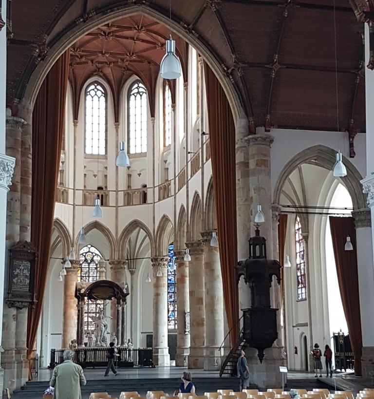 St Jacobs of Grote Kerk Den Haag
