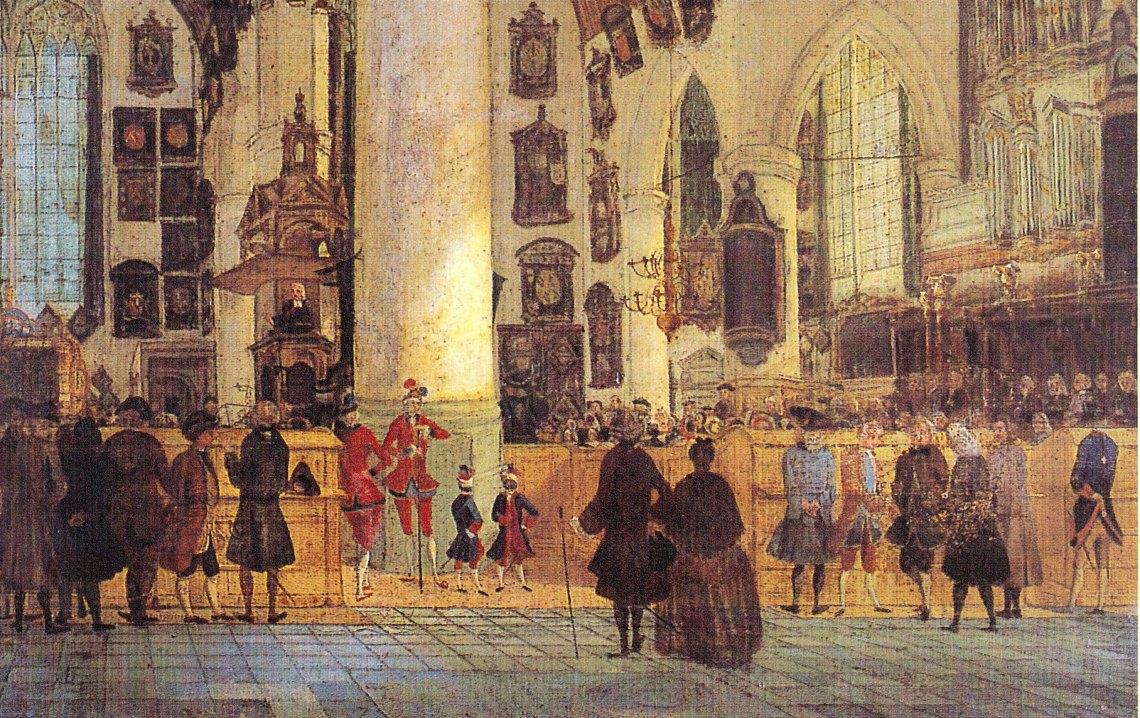 Albertus Frese Kerk DHaag kl
