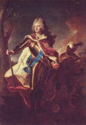1715 Auguste koning van polen en saxen -Hyacinthe_Rigaud_002