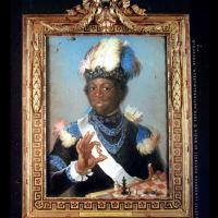 Afrikanen aan de hoven van de Pruisen