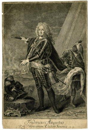 Portrait of August III,