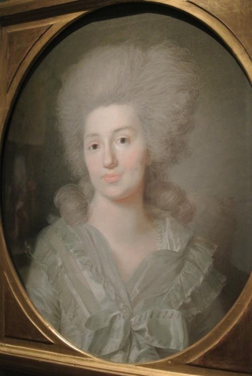 Johann Friedrich August Tischbein, Grand Duchess Maria Fyodorovna