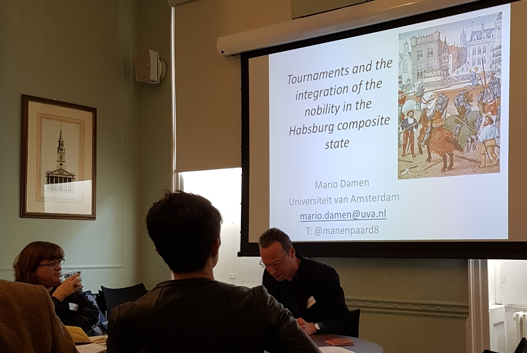 Mario Damen is senior lecturer at the history dpartment of the University of Amsterdam.