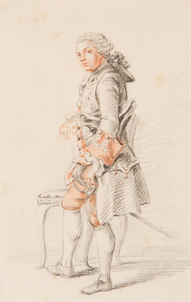 Kamerheer van prins Willem V TPC Haag coll Haags gemeentearchief Kl. A 2835