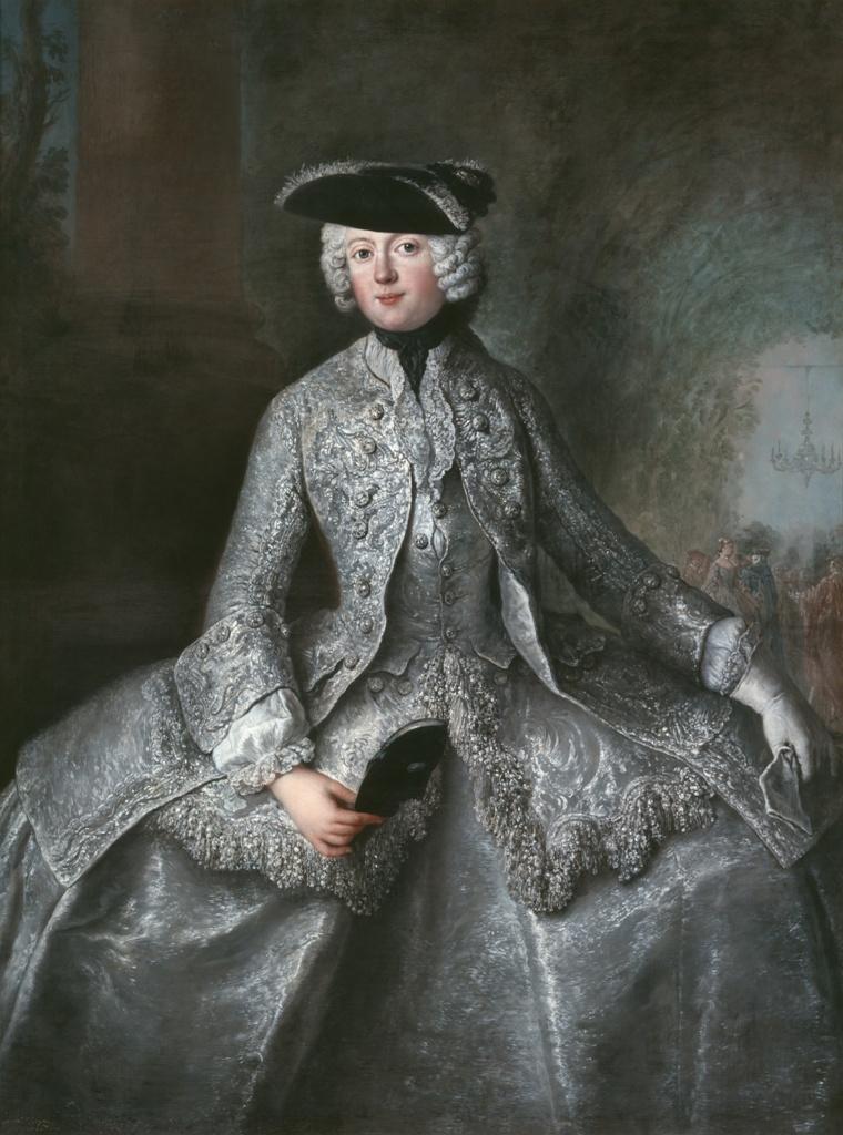 Antoine_Pesne_hofdame_;_Prinzessin_Amalia_von_Preussen_als_Amazone