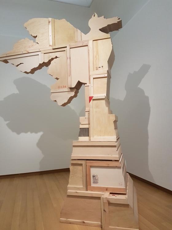 Walid Raad in Stedelijk Museum Amsterdam
