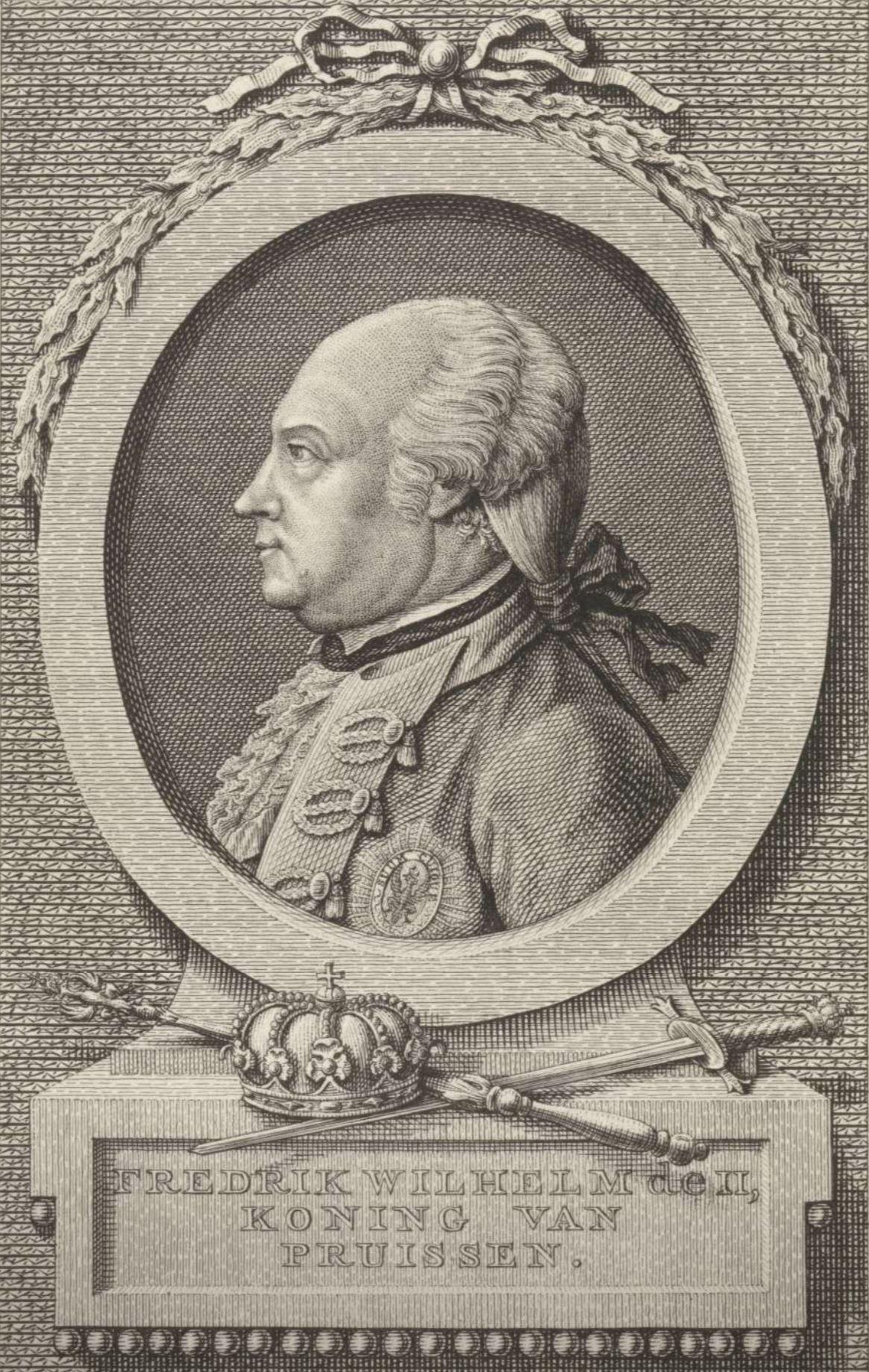 Frederik Willem II van Pruisen