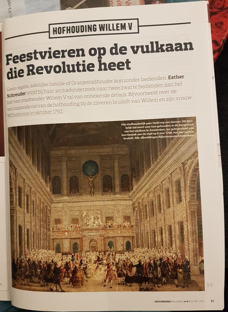 Geschiedenis Magazine nr 8