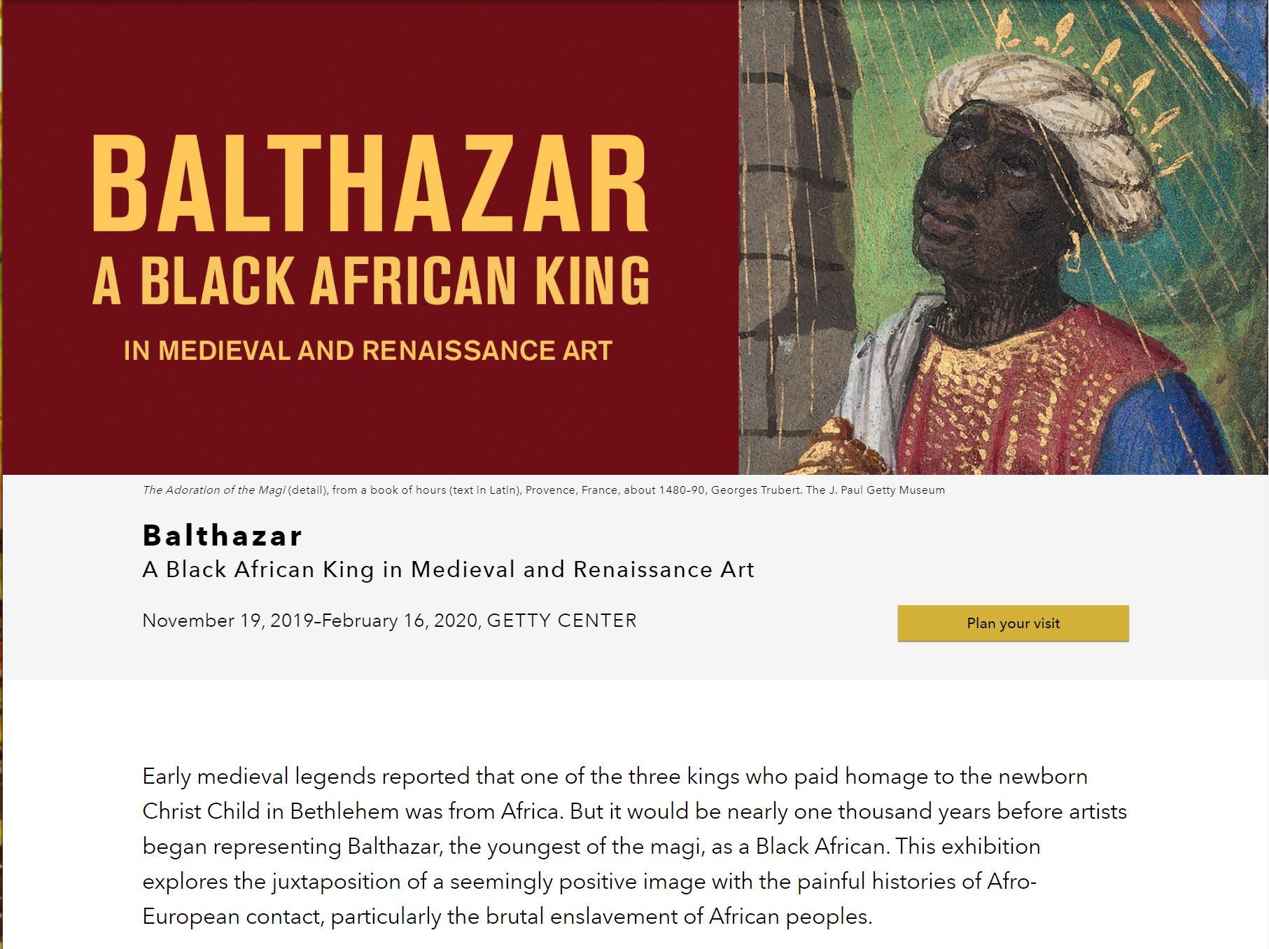 Balthazar Getty Museum